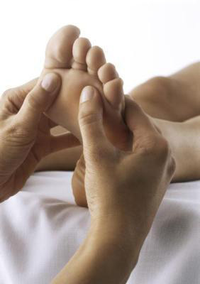 Voetzoolreflexmassage